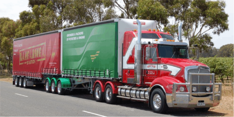 Whittam Transport Strathalbyn Fleet
